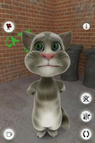 Talking tom cat v1 2 4 mi samsung galaxy tab